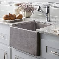 back to back sinks grey high back sink with natural colored cabinet with chrome handles