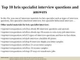 Accounts Payable Resume Samples by Hris Specialist I Never Said I Was Perfect Accounts Payable