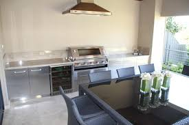 bbq kitchen ideas kitchen outdoor alfresco kitchens simple on kitchen throughout