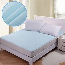 jbg home store waterproof non wooven double bed mattress protector