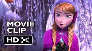 film frozen hd frozen movie clip no heat experience 2013 disney animated