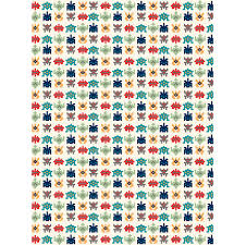 pixel wrapping paper space invaders inspired pixel wrapping paper from paper