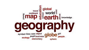 World Cloud Map by Geography Animated Word Cloud Text Design Animation Motion