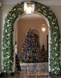 white house gets decked out for christmas