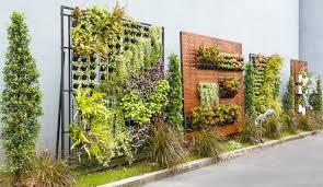 vertical garden garden trend of the summer the vertical garden the lakeside
