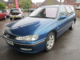 2004 04 peugeot 406 2 0 hdi 90 estate full mot history 2 owners