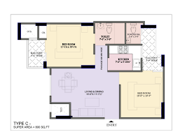 apartments 2 bhk home plan vastu home plan for east facing