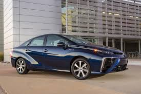 toyoda car toyota mirai update to fix output voltage on fuel cell electronics