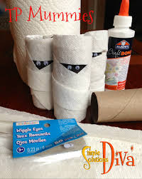 Halloween Paper Towel Roll Crafts Simple Kids Halloween Craft Ideas U2013 Simplesolutionsdiva Com