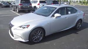 lexus is350 f sport curb weight 2014 lexus is350 f sport review engine start up interior youtube