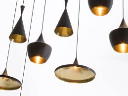 tom dixon beat light buy the tom dixon beat light fat black at nest co uk