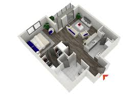 Minimalist Home Design Floor Plans by Best Photos Of 3d Salon Floor Plan Hair Luxury Studio Apartment