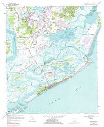 Map Of Kiawah Island James Island Topographic Map Sc Usgs Topo Quad 32079f8
