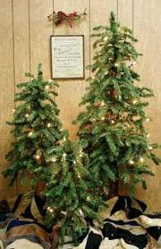 2 foot 3 foot 4 foot alpine tree set trees and toppers