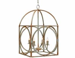 magnolia home bird cage chandelier revibe designs