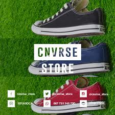 Jual Sepatu Converse Varvatos converse varvatos sepatu converse grade ori sepatu converse