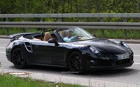 Porsche 911 Hardtop Convertible - 2013 porsche 911 turbo cabriolet porsche spy shots