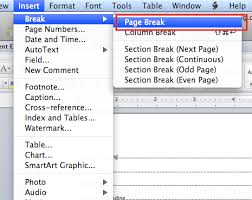 create table of contents in word microsoft table of contents word 2011 mac