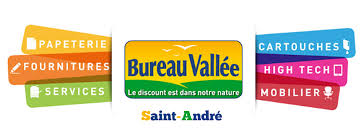logo bureau vallee bureau vallée andré 80 photos office supplies 13 rue de