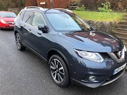 2015 nissan x trail for 2015 nissan x trail 1 6 dci tekna 5dr diesel blue manual price