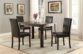 5 piece dining room sets acme furniture kylan 5 piece dining set u0026 reviews wayfair