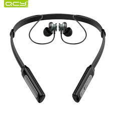 aliexpress qcy online shop qcy bh1 bluetooth headphones with mic wireless