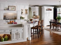 kitchen 53 kitchen with wood and granite island gourmet