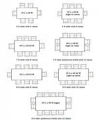 Dining Table Standard Size Rectangular Dining Table SizeDining - Standard dining room table size