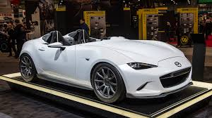 mazda cheapest car mazda mx 5 speedster sema 2016 photo gallery autoblog