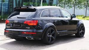 Audi Q7 Sport - download wallpaper car tuning wallpapers hofele audi q7 in 1366