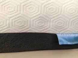 Latex Vs Memory Foam Sleepopolis Bear Mattress Review Mattress For Athletes