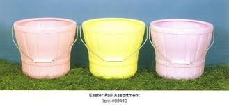 easter pails blowmolds seiter and decorations