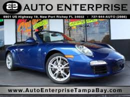 porsche 911 for sale florida used porsche 911 for sale in ta fl 19 used 911 listings in