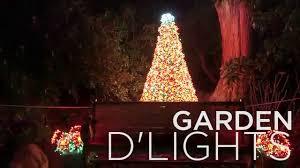 Bellevue Botanical Garden Lights Garden D U0027lights At Bellevue Botanical Gardens Youtube