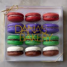 macarons bakery s bakery classic macaron collection set of 12 williams sonoma