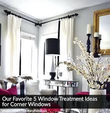 bedroom window treatment corner windows in bedroom window treatment ideas for corner windows