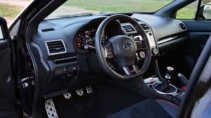 subaru wrx interior 2018 2018 subaru wrx sti review colin mcrae cosplay