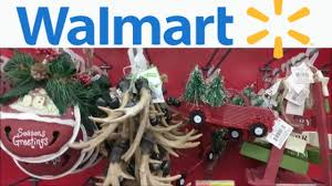 walmart 2017 shop with me ornaments
