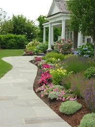 17 best ideas about front walkway landscaping on front