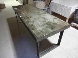 concrete top dining table concrete top dining table plan table design ideas concrete top