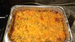 baked mac and cheese with sour and cottage cheese recipe