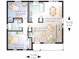 bedroom one story ranch house plans inside with pictures 100