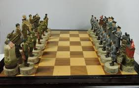 buy chess set world war ii chess set buy the source enterprises ltd