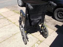 karma robin manual wheelchair please read description in kings