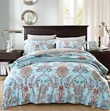 Exotic Comforter Sets Lelva Bohemian Exotic Colorful Ethnic Style Bedding Sets Cotton