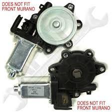 nissan altima window motor amazon com apdty 853610 power window lift motor for nissan