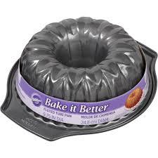 wilton halloween cake pans wilton bake it better flower fluted tube pan 2105 1328 walmart com
