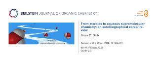 resolucion organica 5544 de 2003 notinet from steroids to aqueous supramolecular chemistry an