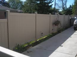 Solar Lights On Fence Posts by Exterior Best Wood And Metal Lowes Vinyl Fence For Enchanting