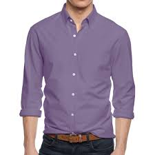 alta men u0027s long sleeve button down cotton slim fit pointed collar